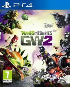 Plants vs Zombies GW2 PS4 10.99 @ CoolShop