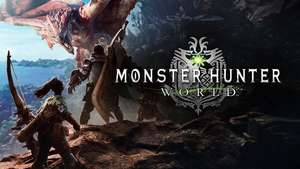 Monster Hunter World PC Steam Key £23.99 @ CDKeys