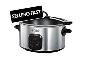 6L Russell Hobbs Digital Slow Cooker for £24.99 @ Lidl Instore Only