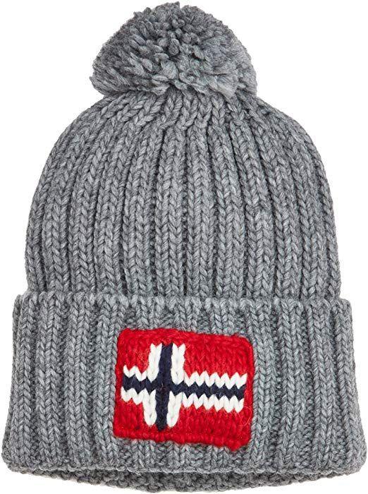 d22da4bd8ae Napapijri Semiury Bobble Hat £23.63   Amazon - hotukdeals