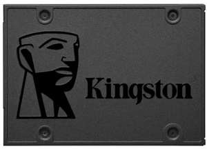 Kingston 120GB A400 SSD 2.5 Inch SATA 3 SSD - 500MB/s for £18.78 Delivered (See OP for more) @ MyMemory