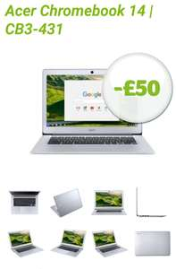 Acer Chromebook - £50 reduction for Cyber Monday £199.99 @ Acer Store