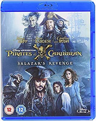 Pirates of the Caribbean Salazars Revenge @ Amazon - £7.99 Prime / £8.98 non-Prime
