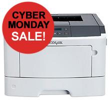 Lexmark MS317dn A4 Mono Laser Printer + 4yr Warranty £34.80 @ Printerland