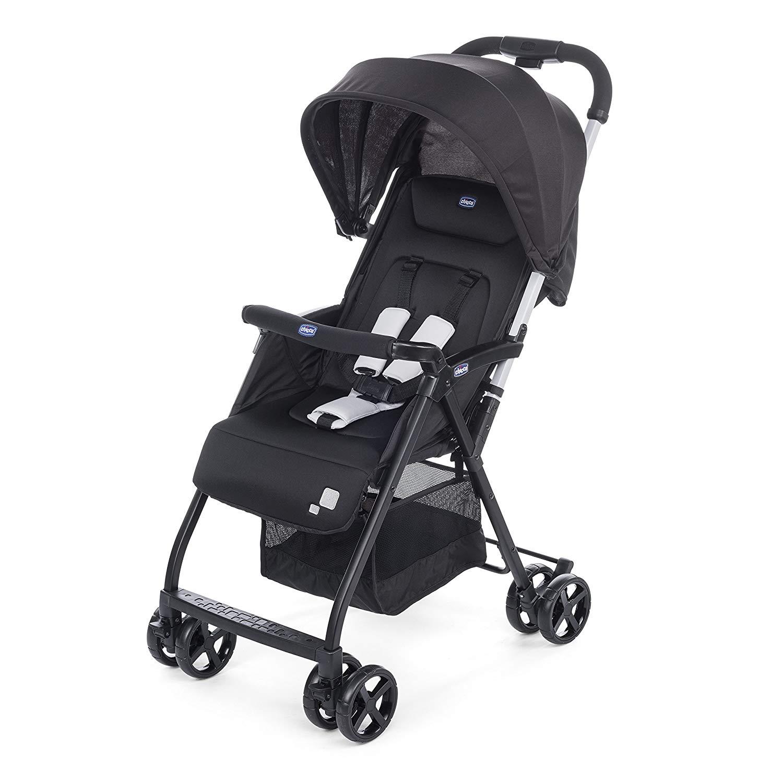 Chicco Oh La La Lightweight Stroller, Black - £61.40 @ Amazon (Lightning Deal)