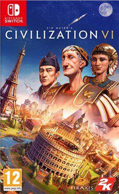 Sid Meiers Civilization VI [Switch] @ Boomerang - £35.75