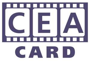 CEA Card for free cinema seat for carers.