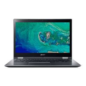 Acer Spin 3 2-in-1 i5 (8th) 256gb SSD 1tb HDD, expires midnight!