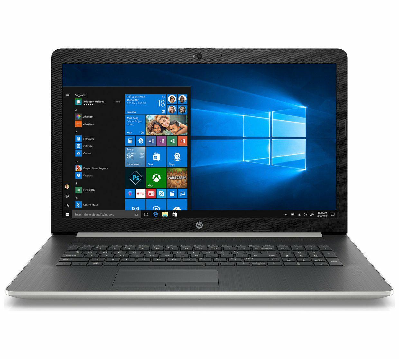 HP 15-da0038na 15.6 Inch i5 8GB 1TB FHD Laptop - Silver £449.99 Argos - Best For Money