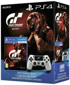 Gran Turismo Sport + Limited Edition Dualshock 4 £57.85 ShopTo