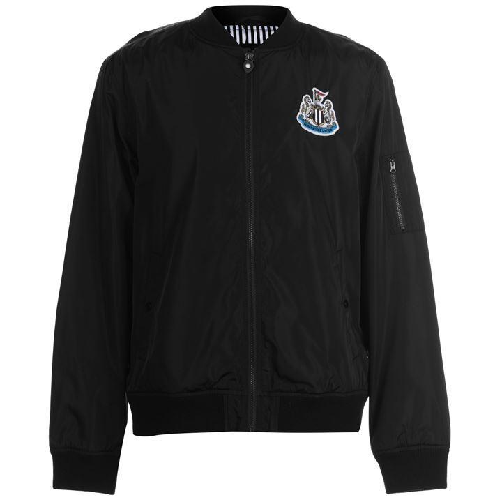 Big discounts at the NUFC Shop -  Team Bomber Jacket Mens now £16, TShirts  £3.60