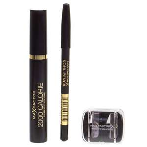 Max Factor 2000 Calorie Eye Make Up Gift Set - £7.50 (rrp: £14.99) +Buy 2 Gift Sets Get 1 Free / Mix & Match! + Free Delivery @ HogiesOnline