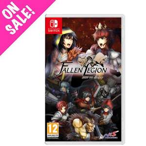 Fallen Legion: Rise to Glory (Nintendo Switch) £23.48 Delivered @ NISA Europe