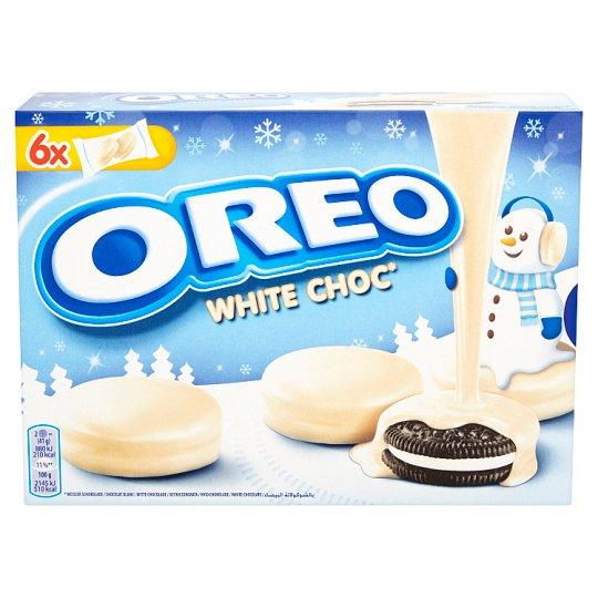 Oreo White Chocolate Covered 246G £1.25 @ Tesco (From 28th November)