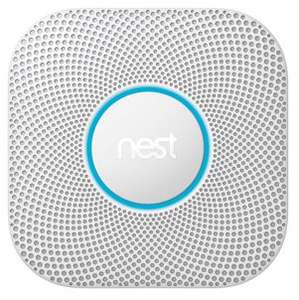 Nest Protect 2ND Generation Smoke & Carbon Monoxide Alarm - Wired - £77 @ Wickes