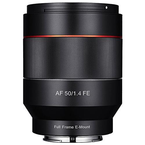 Samyang 50mm f1.4 FE AF Lens - Sony FE Mount  £399.97 at Jessops