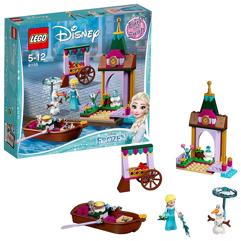 LEGO 41155 l Disney Frozen Elsa's Market Adventure Toy was £17.99 now £13.08 prime / £17.57 non prime @ Amazon Prime