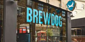 Guided craft beer tasting with 5 beers and cheeses to go with them £20 for 2 at 35 locations @ Travelzoo