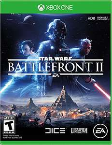 Star Wars Battlefront II - Xbox One [Digital Code] £7.76 @ Amazon US