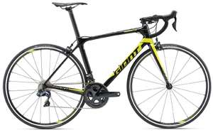 Giant TCR Advanced 0 Save 37% Ultegra Di2, Carbon £1699 @ Pedal on