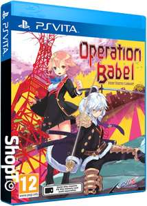 Operation Babel: New Tokyo Legacy (PS Vita) [GAME] - £9.85 @ ShopTo