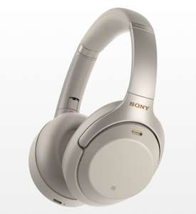 Refurb Sony WH-1000XM3 WH1000XM3 only in silver £179 @ Centres direct