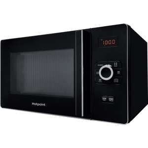 Hotpoint HD Line MWH 25223 25L Microwave with Grill - Black £48.99 delivered w/code @ hughes
