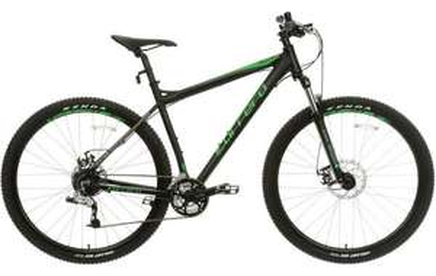 "Save £170 on the Carrera Hellcat Mens Mountain Bike - Black - 16"", 18"", 20"" Frames @ halfords"