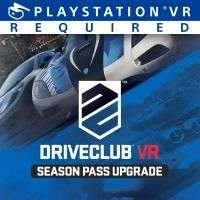 DRIVECLUB VR Upgrade for PS4 PSVR 7.99 if you have a season pass