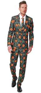 Suitmeister Pumpkin Leaves Suit Sizes Medium, Large and Extra Large Available now £14.99 Free P&P @ Argos / Ebay