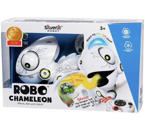 Silverlit - Robo Chameleon £27.94 delivered @ Coolshop