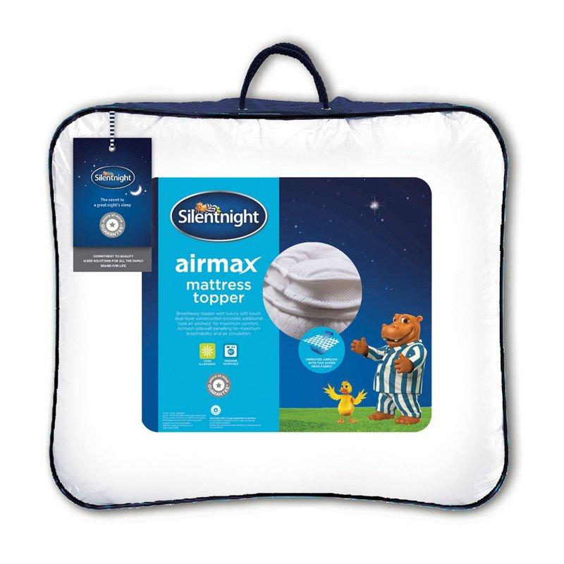 Silentnight Airmax Mattress Topper - King £27.99 Amazon
