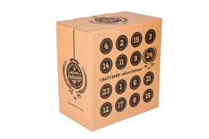 Another day, another Beer Advent Calendar Case - 24 x 355ml £44.98 @ Amazon