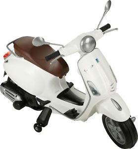 Vespa Primavera 6V Electric Ride On Scooter (was £95) now £63.75 delivered @ Halfords / eBay