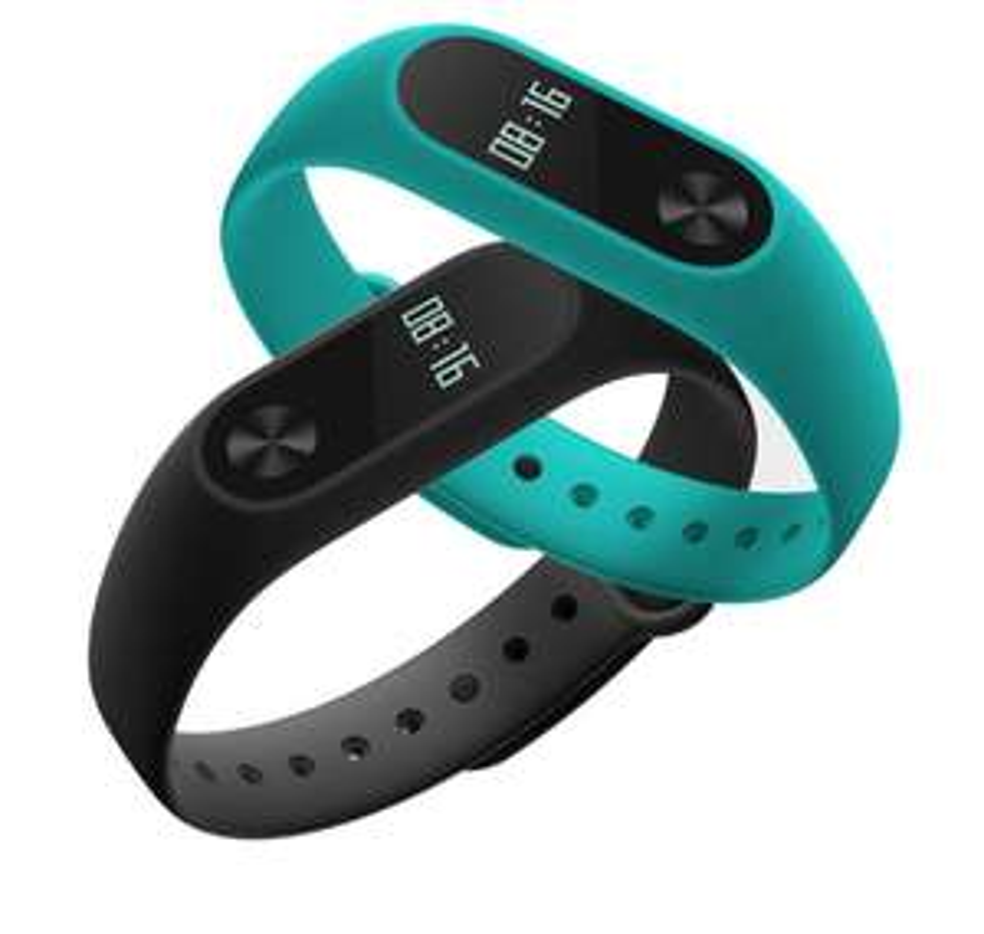 Original Xiaomi Miband 2 OLED Display Heart Rate Monitor Bluetooth Smart Watch £11.66 @ BangGood