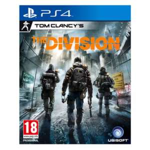 Tom Clancy's The Division Xbox and ps4 (Pre Owned) - £4.99 @ GAME