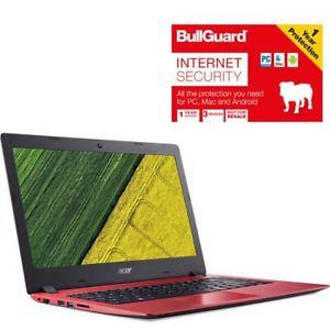 """Acer Aspire 1 A114-31-C1EZ 14"""" Laptop Celeron 4GB DDR3 64GB With BullGuard (Refurb) £169 @ Tesco Ebay"""