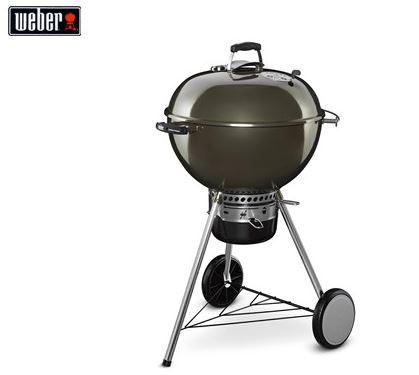 Weber® Master-Touch® GBS® 57cm - Smoke Grey £144 @ Go outdoors (via price match)