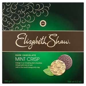 3 Packs of Elizabeth Shaw Mint Crisp Boxed Chocolates  only £5  (£1.67 per box) you can Mix & Match with others @ one stop
