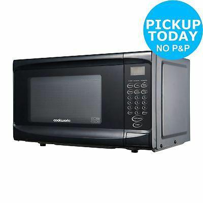 Cookworks EM717L Solo 17L 700W Microwave - Black.- £54.99 @ Argos eBay