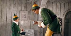 See Elf in the cinema for FREE this Christmas with Co-op - 70 Locations