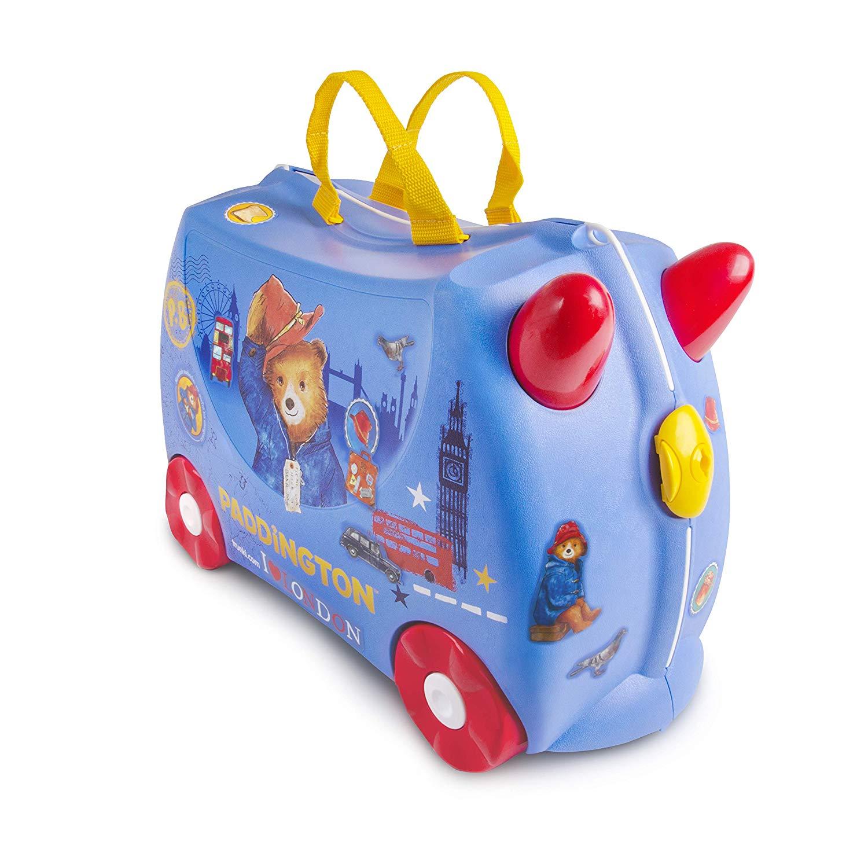 Trunki Children's Ride-On Suitcase: Paddington Bear (Blue) @ Amazon £29.40