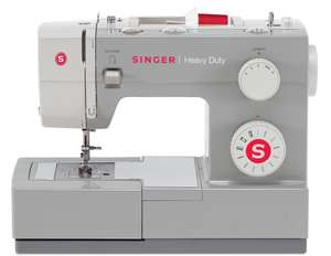 Singer sewing heavy duty sewing machine - now cheaper than their daily deal a few days ago! £131.99 @ Amazon