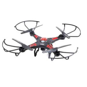 X-CAM Remote Controlled Flying Drone with HD Camera £10.00 plus £4.99 delivery @ Ideal World