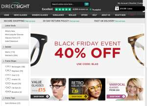 40% discount black Friday deal @ Directsight