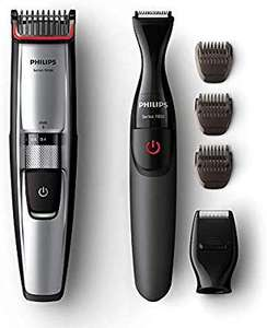 Philips Series 5000 Beard and Stubble Trimmer with Precision Multi Groom Styler - BT5205/83- £39.99 @ Amazon