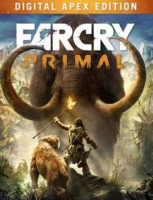 Far Cry Primal Digital PC Apex Edition at Amazon for £11.50