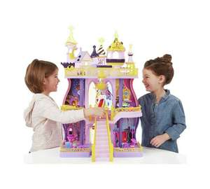 My Little Pony Cutie Mark Magic Canterlot Castle Playset £18.99 Argos