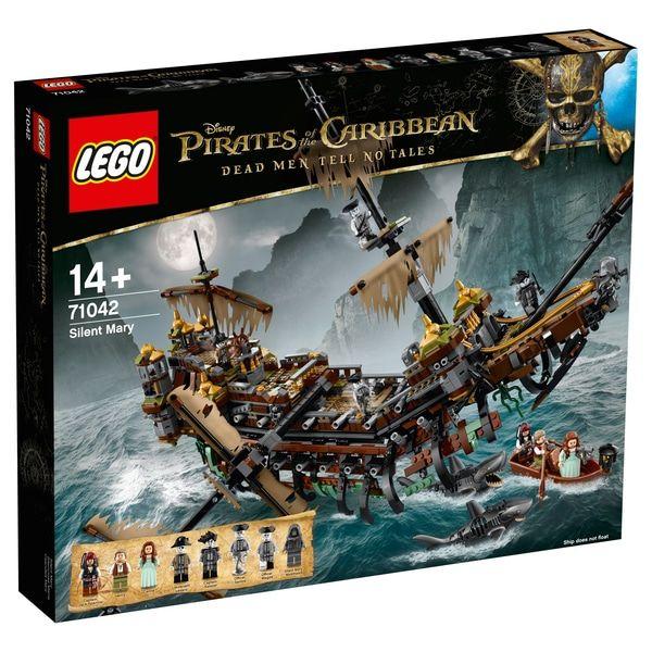 Lego 71042 Pirates of the Caribbean Silent Mary £149.99 @ Smyths