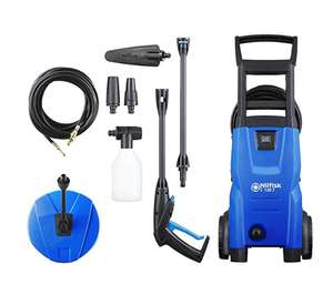 Nilfisk C120 with patio and drain cleaner £79.99 @ Amazon